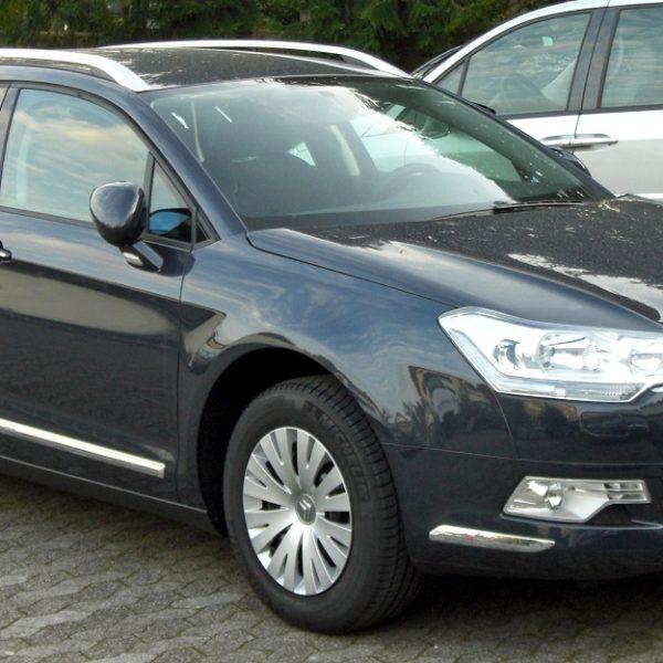 Citroën C5 II z instalacją gazową